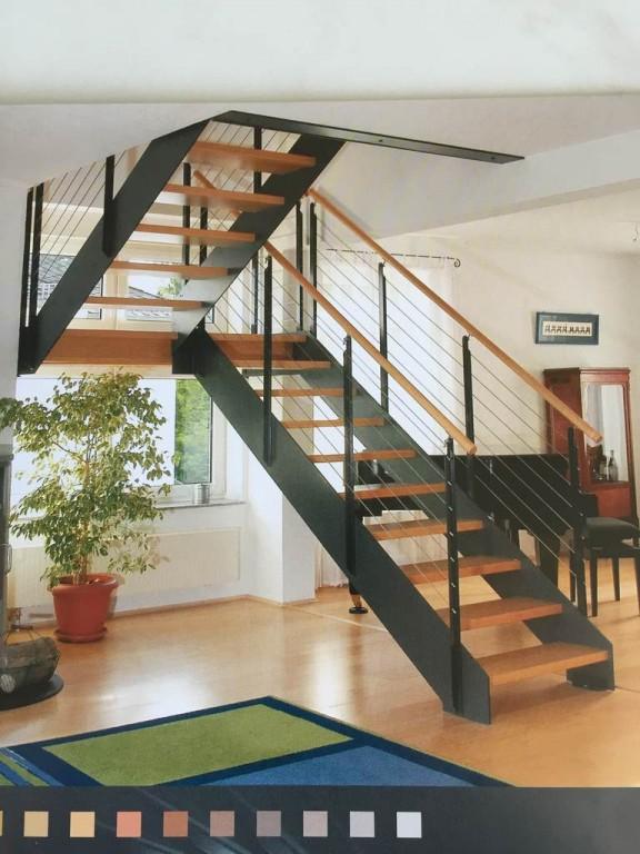 panneaux marche escalier bois duppigheim
